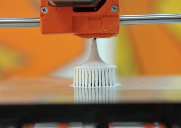 媒体:中国为一名三岁女幼儿移植3D打印头骨