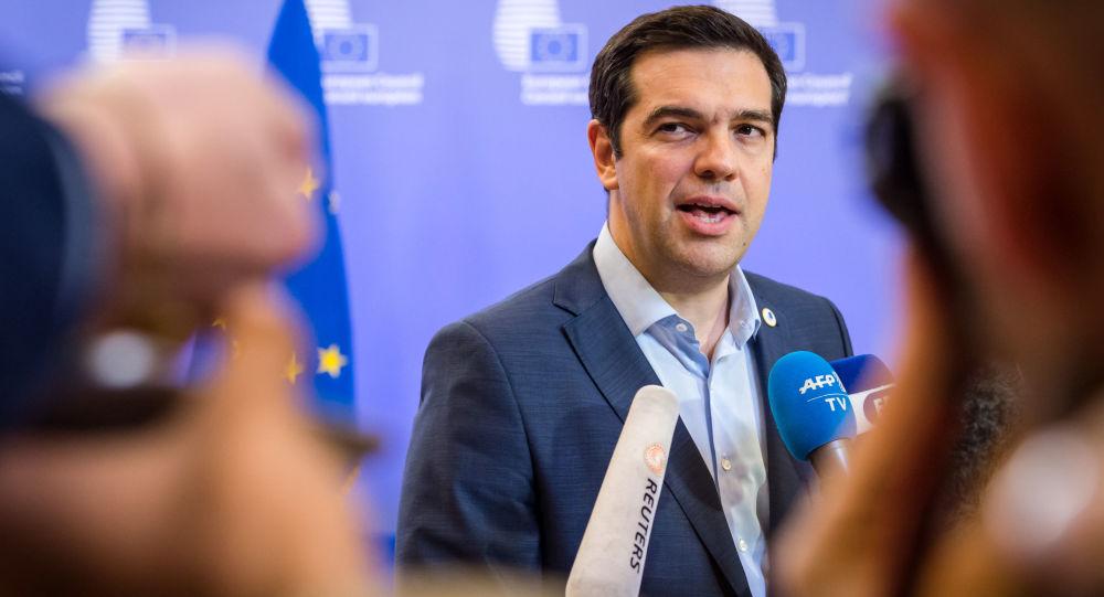 希腊总理撤换反对新协议的内阁成员