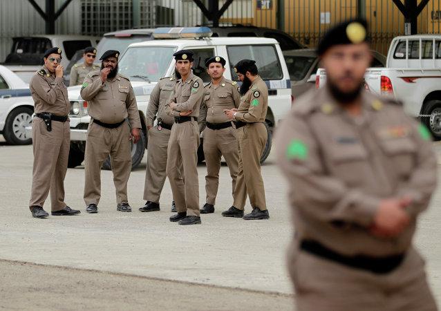 """沙特首次以""""恐怖主义""""罪名对被告执行死刑"""