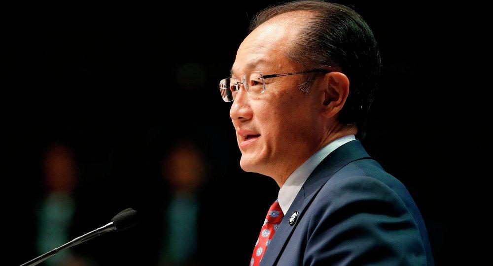 世界银行行长金墉