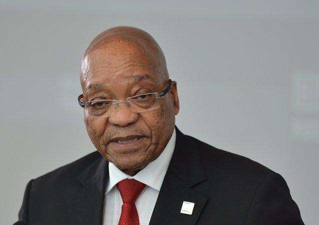 南非总统手术成功并出院
