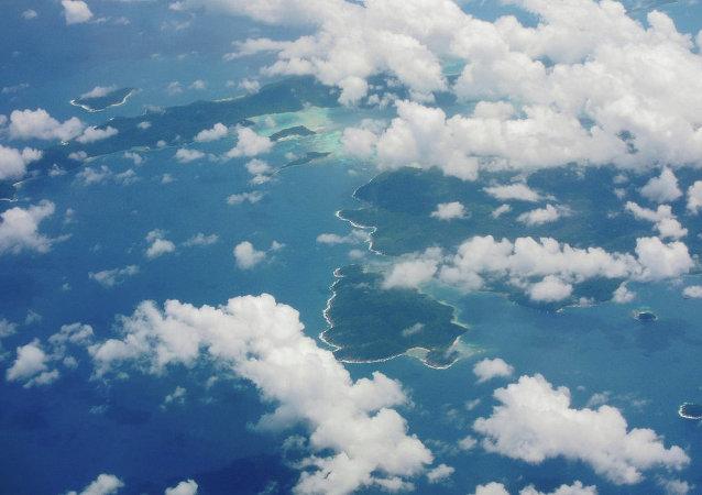 """中国外长:推进""""南海行为准则""""实质性磋商需要排除域外干扰"""