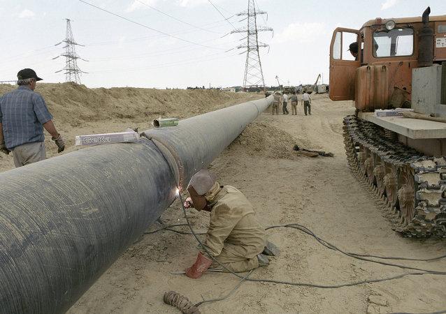 媒体:巴基斯坦开始建设输气管道以从中国进口液化天然气
