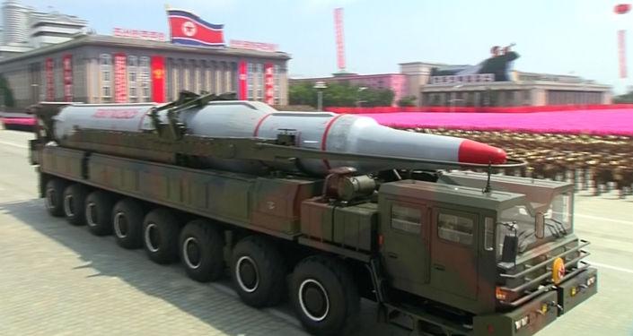 朝中社指責中國「動搖與平壤的關係」