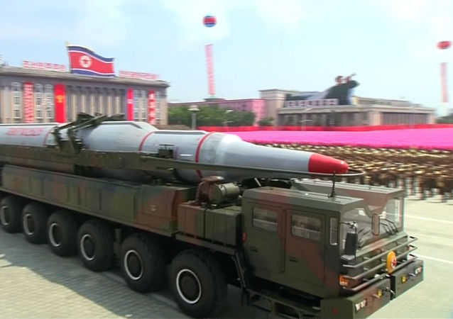 朝鲜正建造两艘可搭载弹道导弹的潜艇