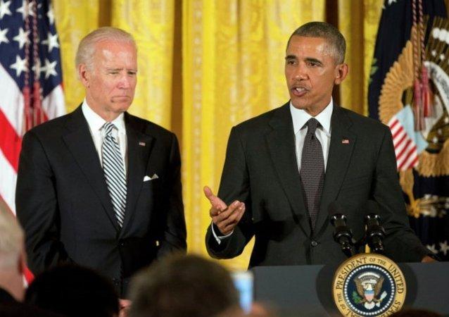 美国副总统乔·拜登