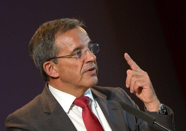 法国国民议会议员、共和党成员蒂埃里·马里亚尼
