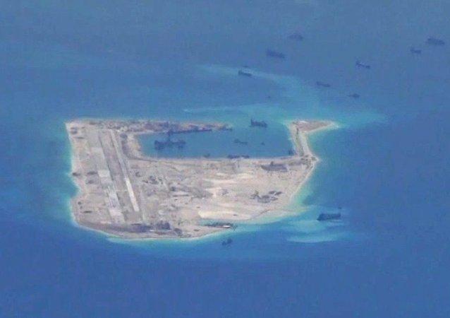 中国正在开发漂浮岛屿模型