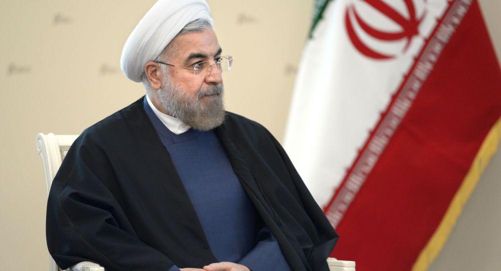 鲁哈尼再次出任伊朗总统
