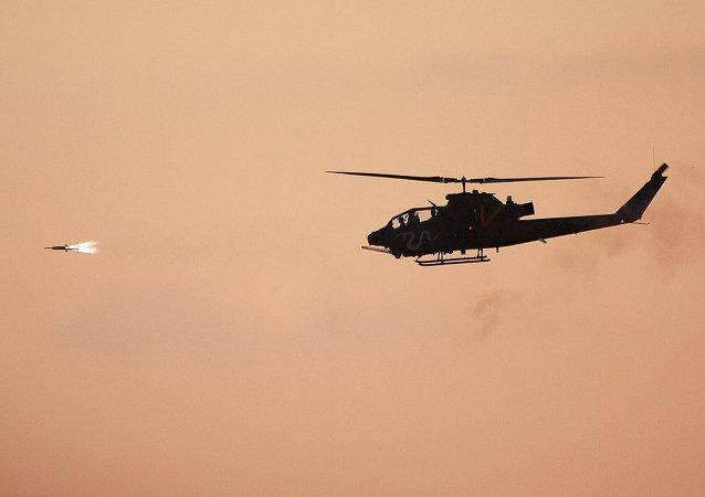 直升机(资料图片)