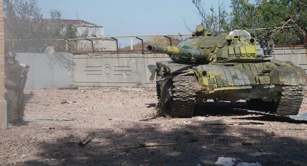 顿巴斯继续撤离重武器协议或将在近日内签署