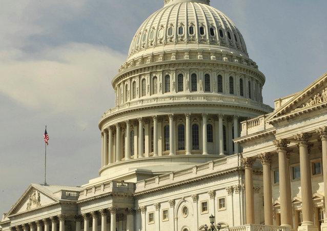 美国反俄中宣传法案提交参议院审议