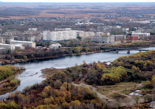俄犹太自治州首府比罗比詹