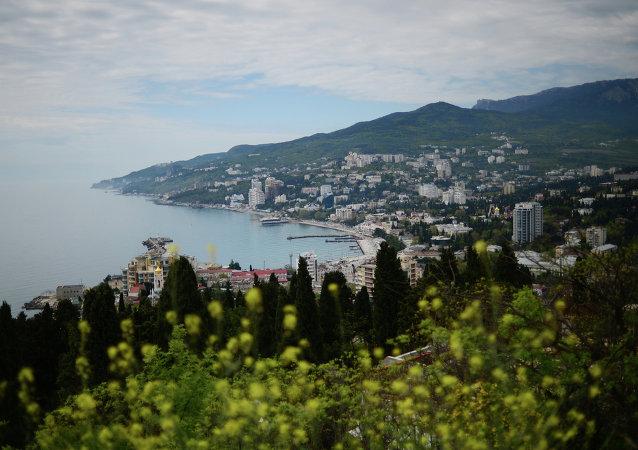 中国政府不反对与克里米亚进行商业合作