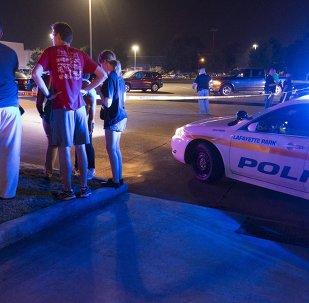 媒體:美國華盛頓不明人士槍擊兩名警察