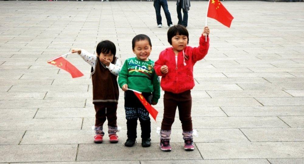 中国最可爱的孩子图片