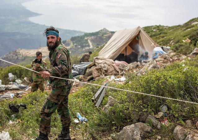 阿萨德宣布大赦国内外几千名逃兵