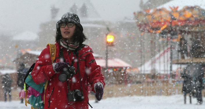中国游客半年在俄消费17亿美元