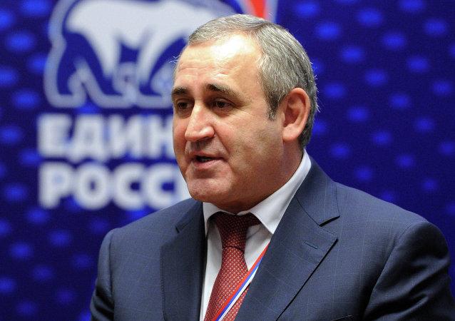 谢尔盖•涅韦罗夫
