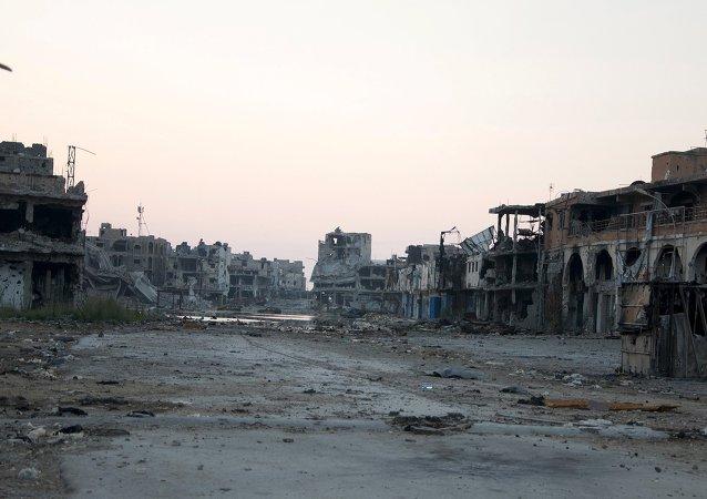 阿桑奇:希拉里是利比亚分裂的关键人物