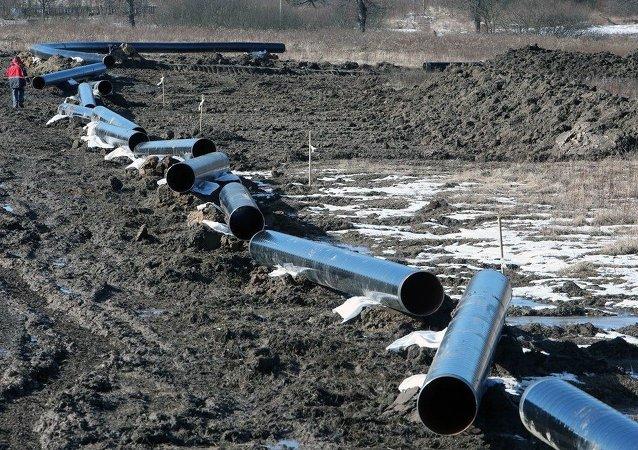 """俄总理:斯洛文尼亚可以参加""""土耳其流"""" 将继续与俄罗斯进行能源对话"""