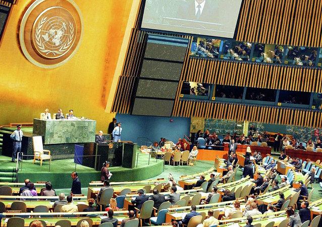 克宫:普京在联合国大会的发言将涉及主要国际议题