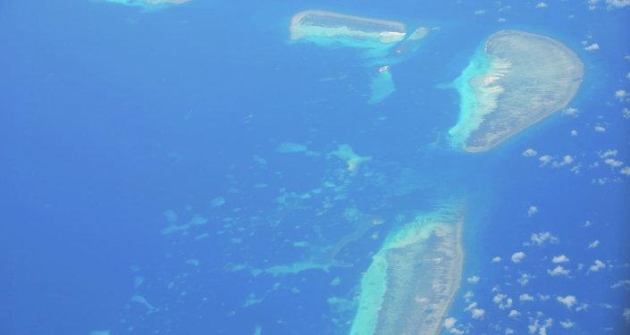 中國外長:南海局勢降溫是中國和東盟國家共同努力的結果