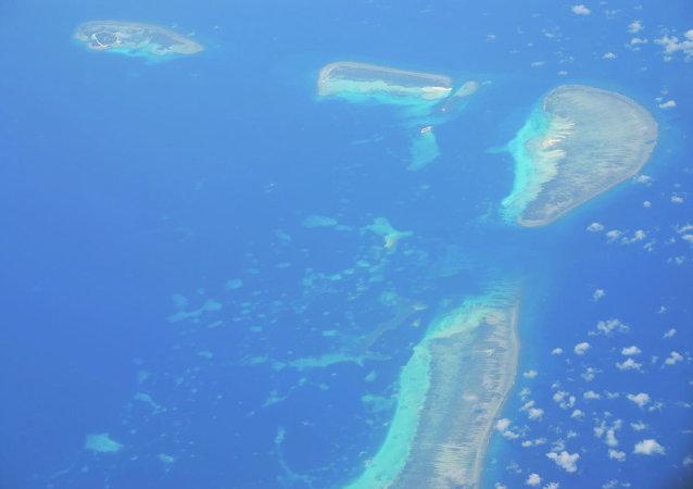 东盟和中国讨论设立军方海上沟通热线问题