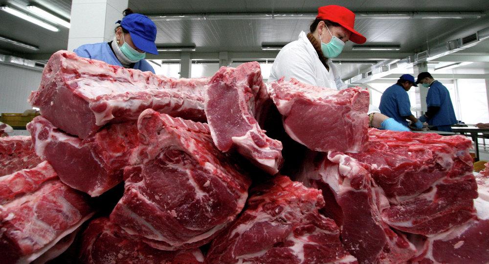 墨西哥就恢复向俄供应肉类与俄达成初步协议