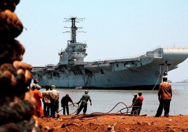 印度有必要再建一艘航母吗?