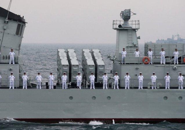 中国国防部:中俄海军交流合作是两国关系的重要组成部分