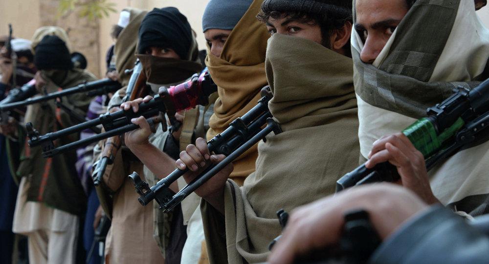 阿富汗境内的伊斯兰国恐怖组织宣布对枪杀阿电视公司工作人员负责