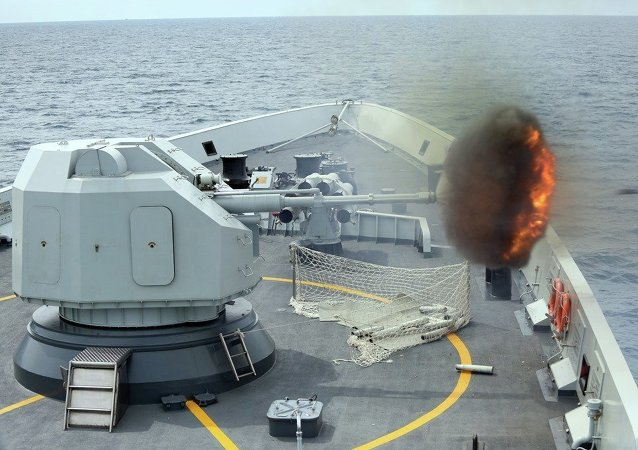 渤海海峡黄海北部相关海域9月4日执行军事任务