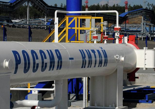 """俄方公布""""斯科沃罗季诺-漠河""""管道扩能项目中标企业"""