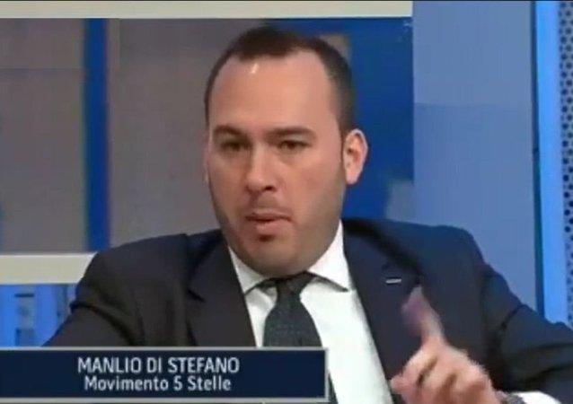 曼利奥·迪·斯蒂法诺