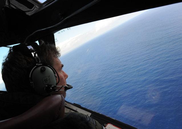 澳大利亚: MH370飞行员模拟器上的路线通往印度洋