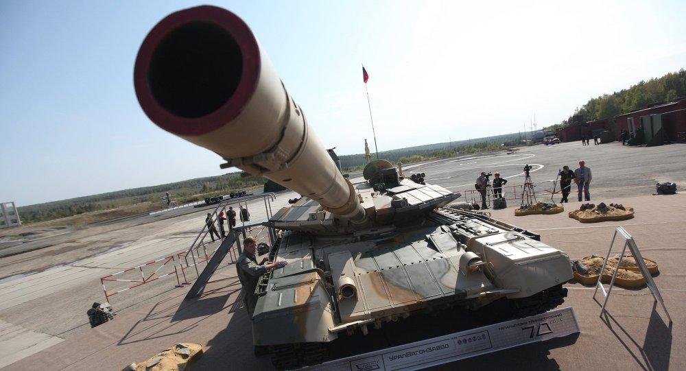 40多国代表确认参加俄乌拉尔RAE武器展