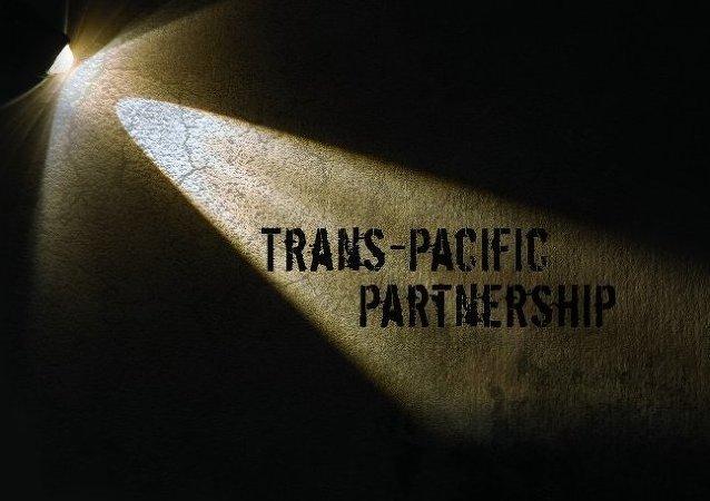 跨太平洋伙伴关系协定(TPP)