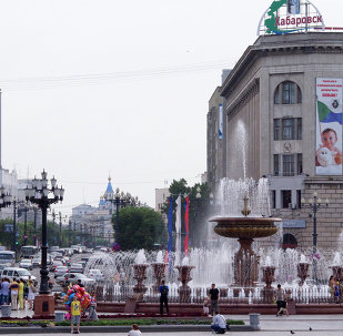 哈巴羅夫斯克市