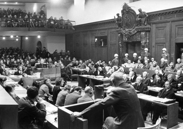 战后英国在美国压力下释放数百名纳粹分子