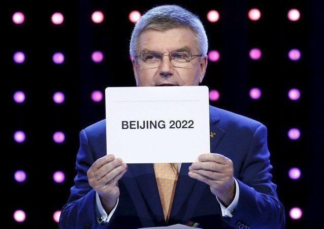 北京被选为2022年冬奥会首都