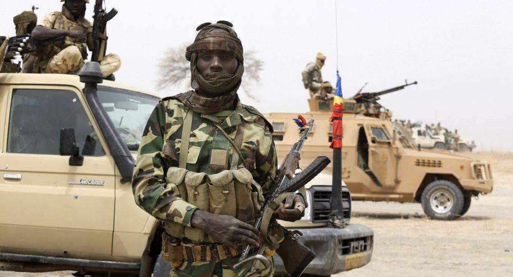 乍得政府部队