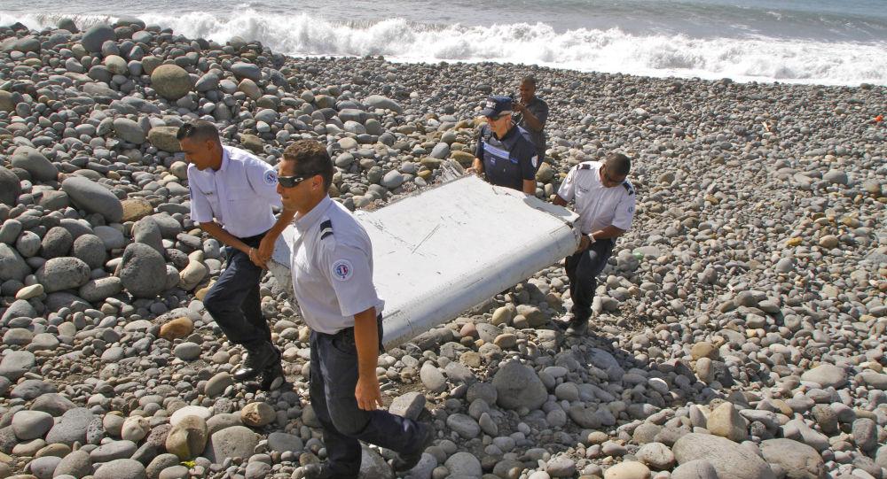 学者:失联马航MH370残骸从印度洋东部到达留尼汪