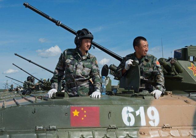 俄陆军总司令:国际军事比赛有助于俄中完善军事装备