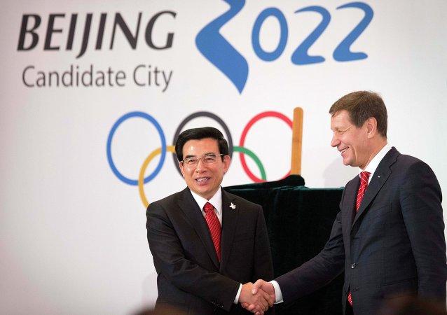 茹科夫被任命为2022年北京冬奥会协调委员会负责人