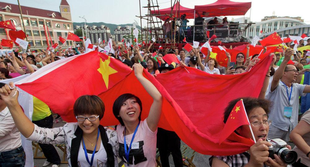 两届奥运会撑杆跳冠军伊辛巴耶娃相信中国将在最高水平上举办奥运会