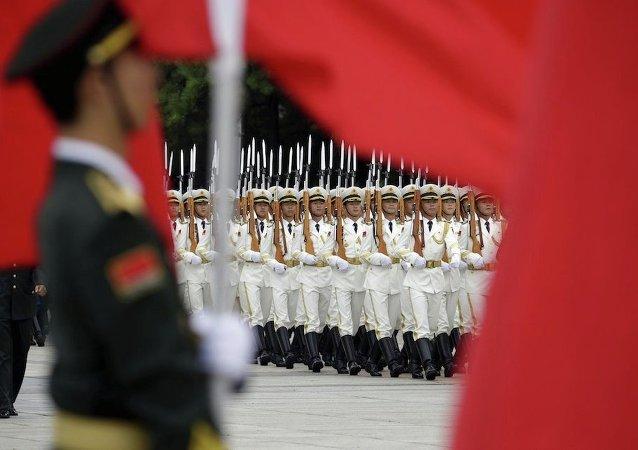 中国国防部:中国不存在隐性国防费