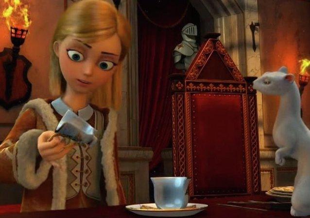 俄罗斯动画片《冰雪女王4:魔镜世界》将于今夏末登陆中国银幕