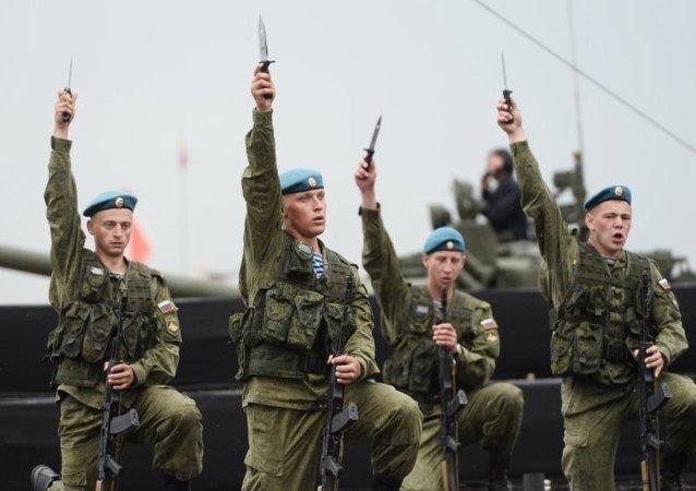 巴基斯坦准将:俄军人拥有高水平的专业精神