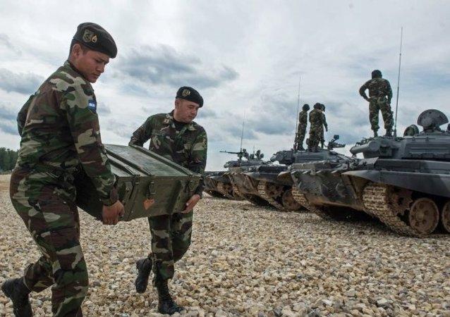 绍伊古:国际军事比赛有助于加强各国武装力量之间互信
